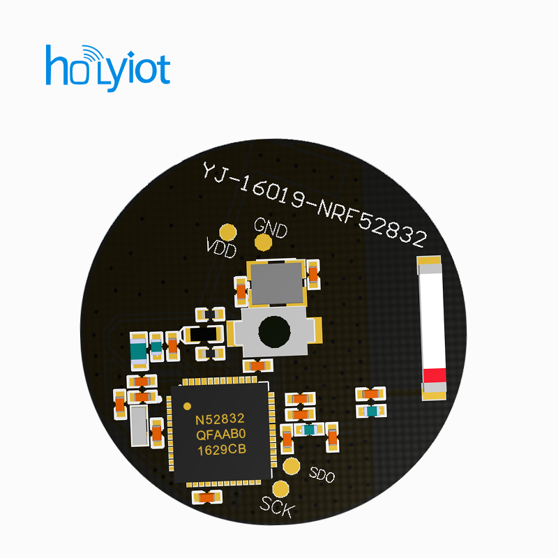 nRF52832 BLE module/ibeacon location based service (LBS)